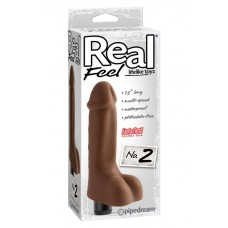 PIPEDREAM - REAL FEEL BROWN NO.2
