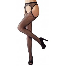 COTELLI COLLECTION - SEX TIGHTS NET